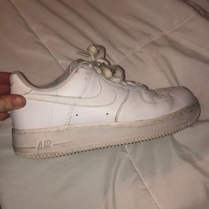 Nike Air Force Ones size 8